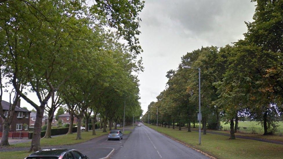 Errwood Road