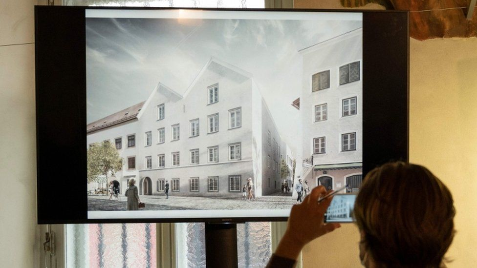 Adolf Hitler house to be 'neutralised', Austria says