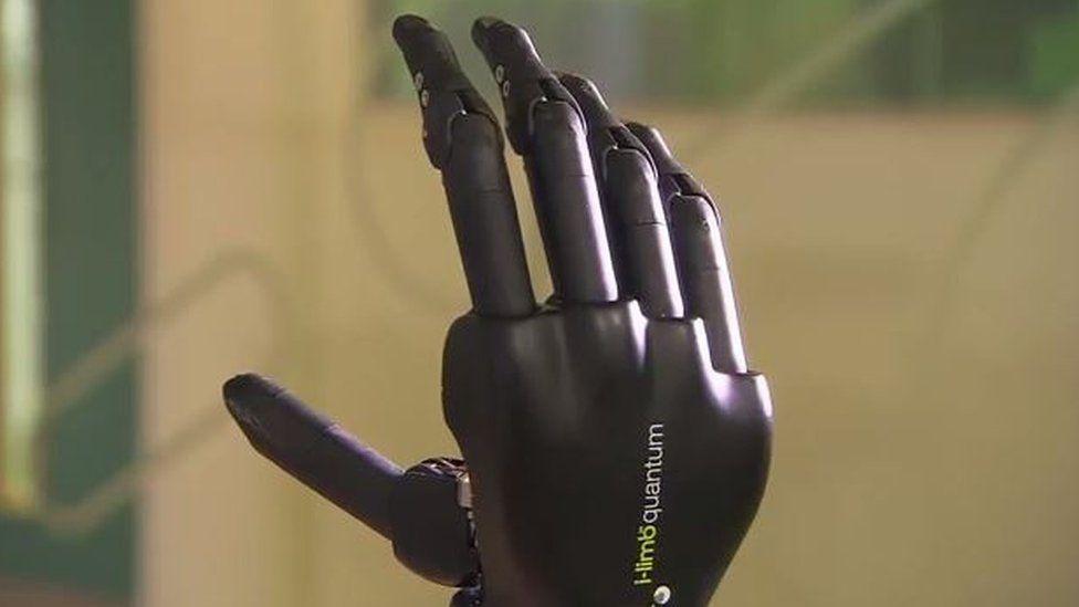 Llaw i-limb