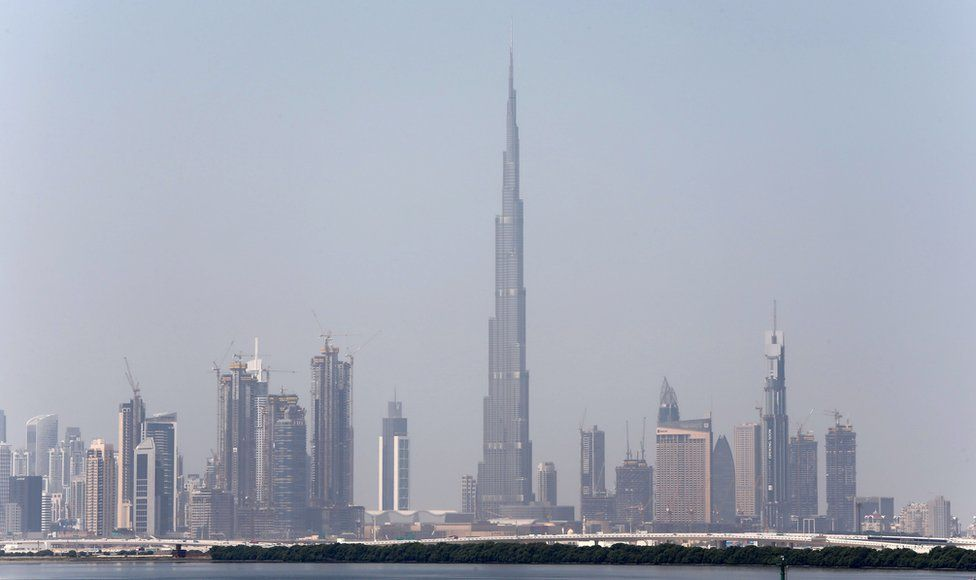 New Dubai tower 'to surpass' world's tallest building Burj Khalifa