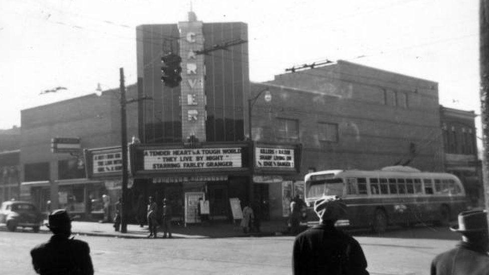 The Carver Theatre, Birmingham, Alabama