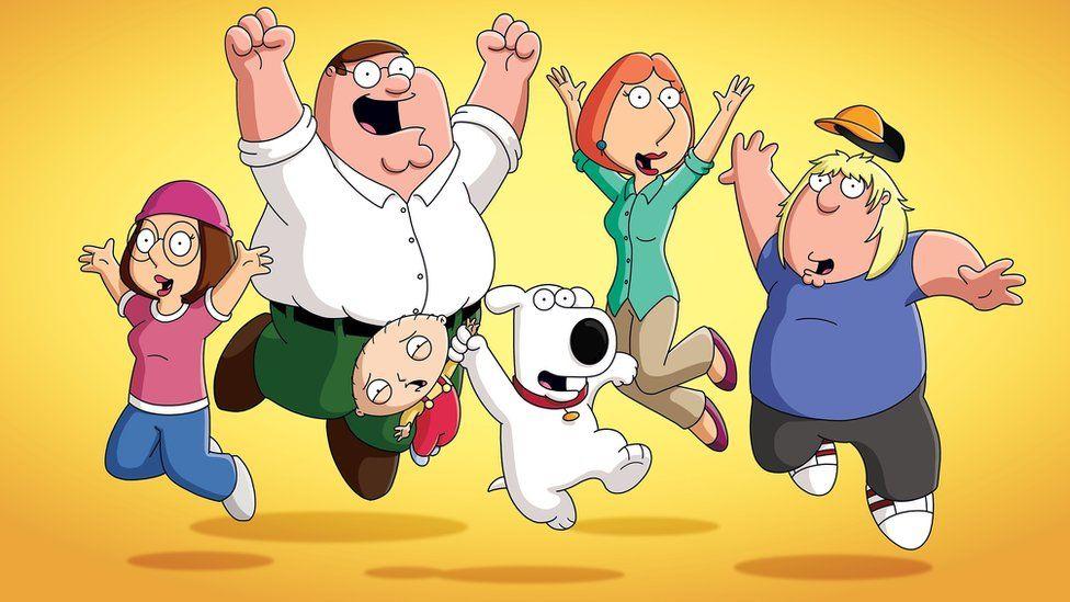 Family Guy cast