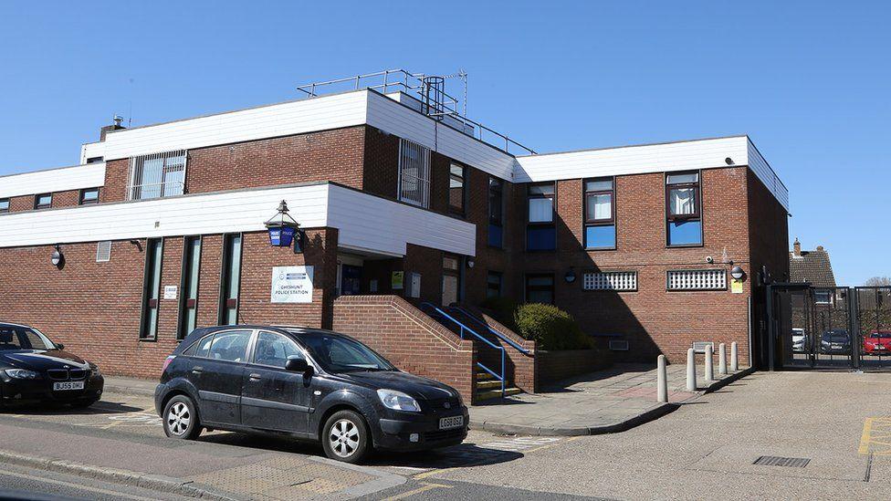 Cheshunt police station
