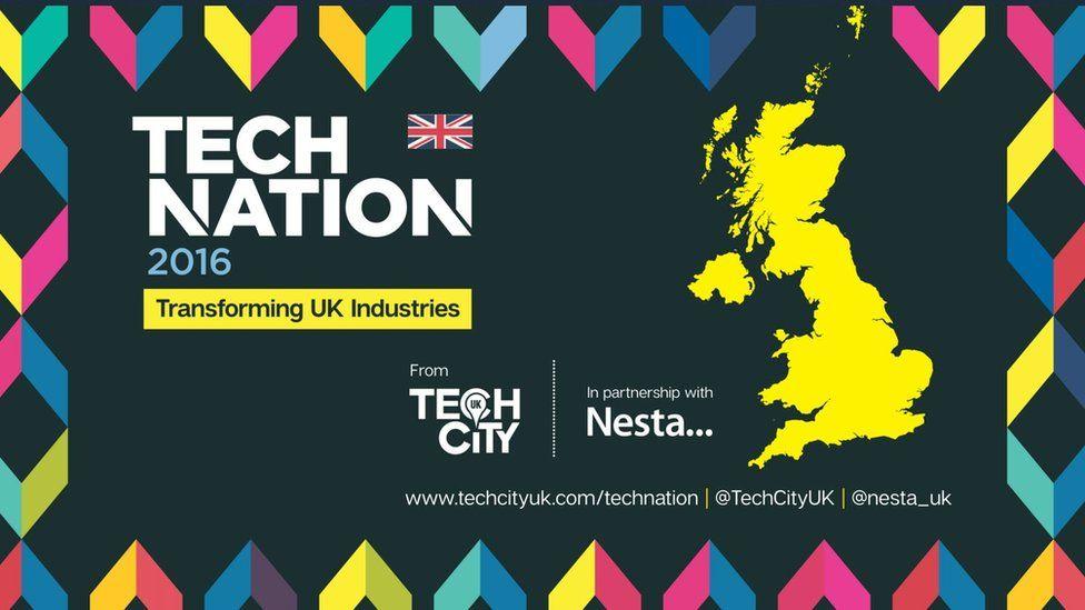 Tech Nation website