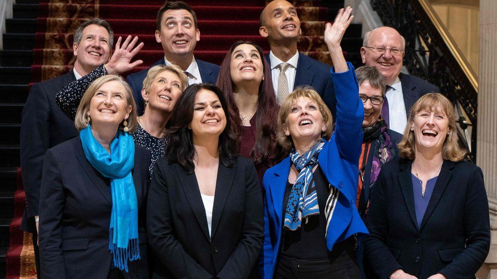The Independent Group MPs