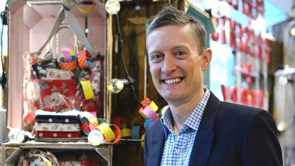 Cath Kidston chief executive Kenny Wilson