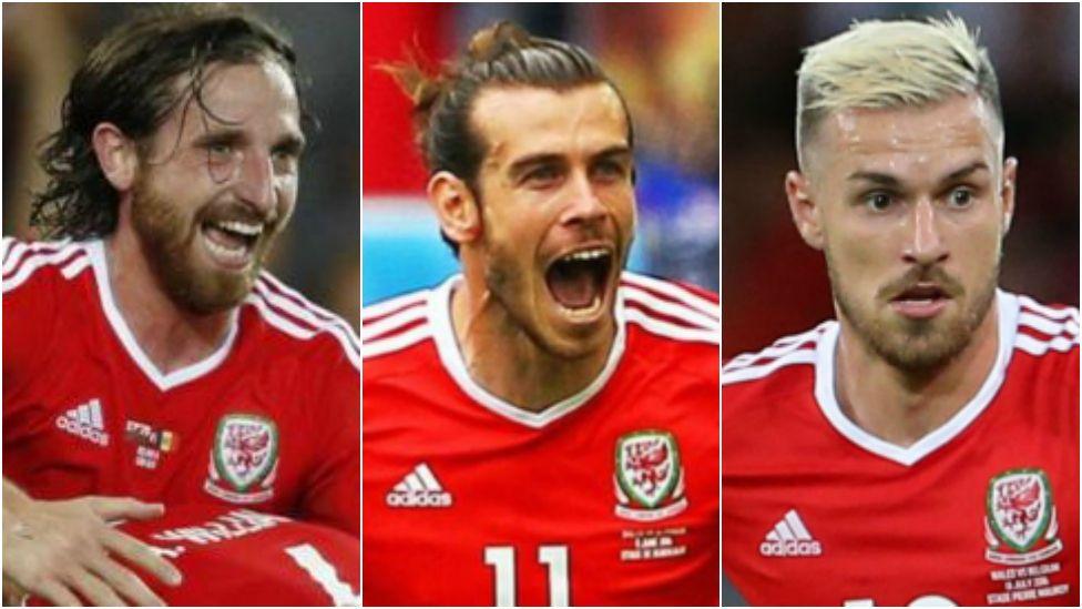 Allen, Bale a Ramsey