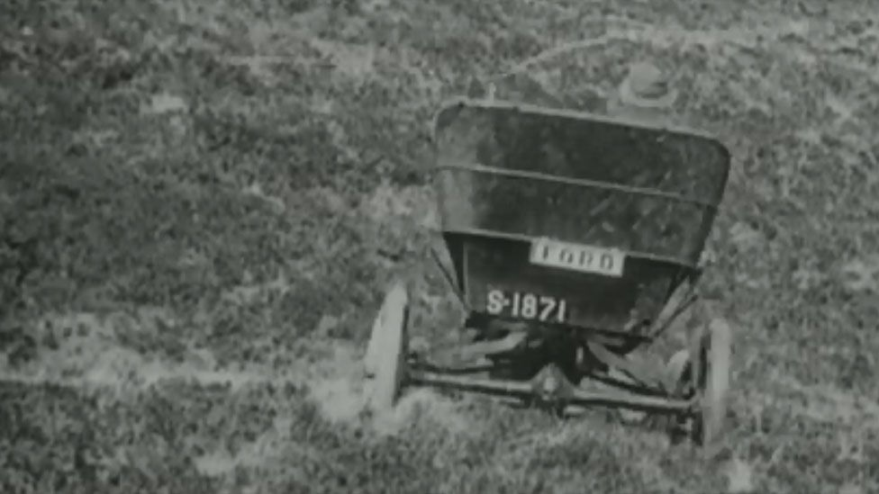 Ford Model T on Ben Nevis