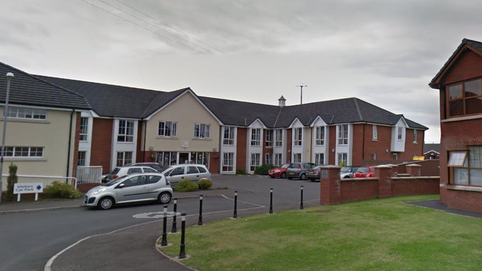 Rose Court Home in Ballymena