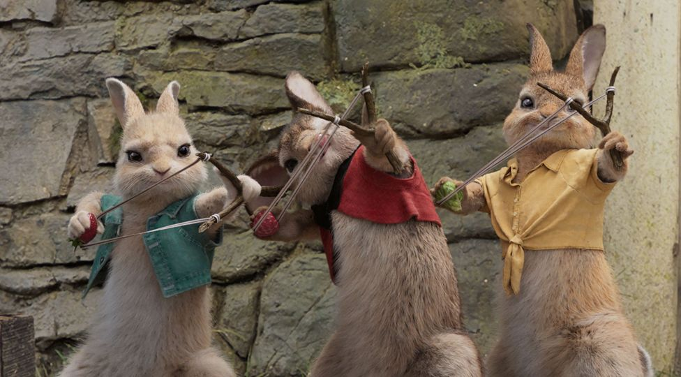 Peter Rabbit Film - 2018