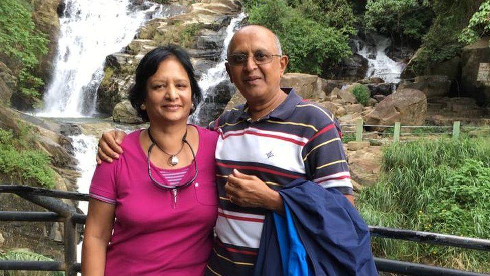 Hema and Ashok