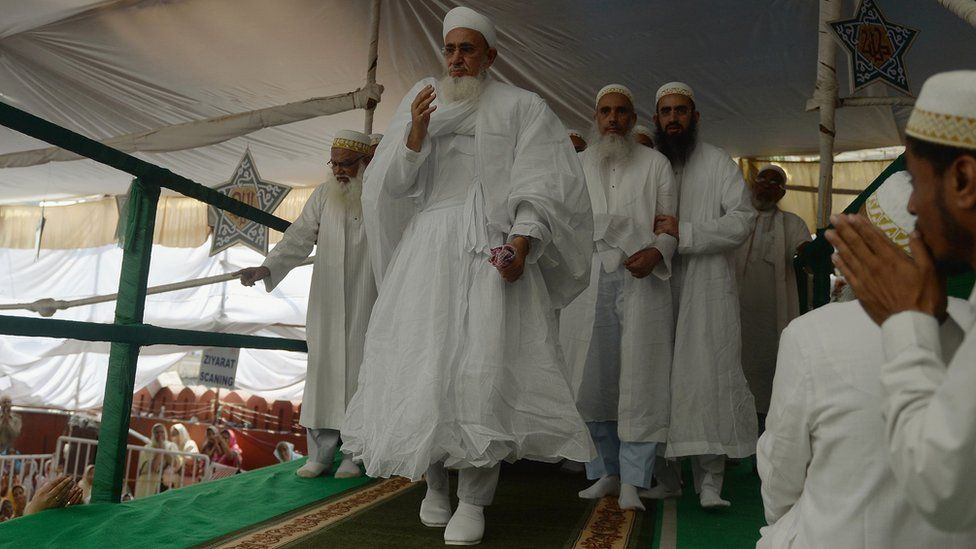 Bohra Muslim leader