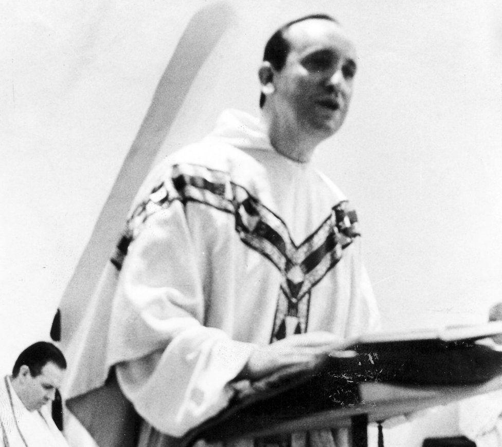 Jorge Mario Bergoglio in 1970s Argentina
