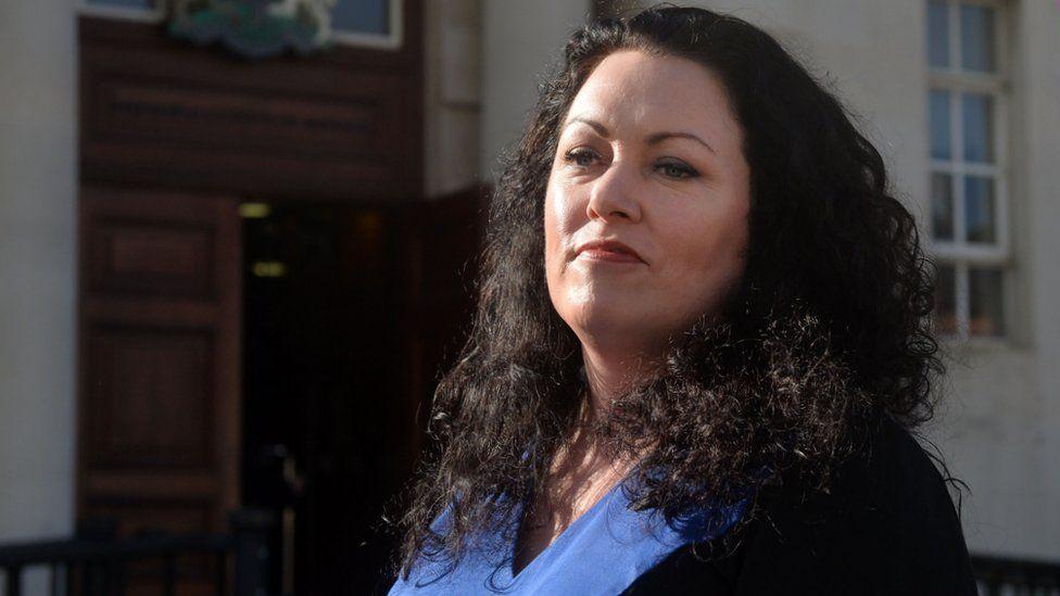 Sex worker Laura Lee