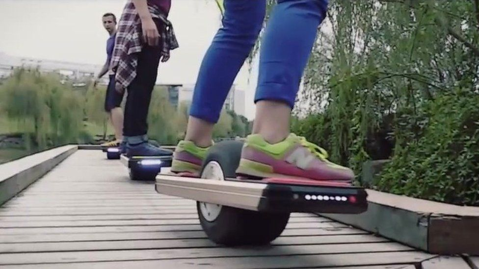 CES 2016: Hoverboard booth raided following patent complaint