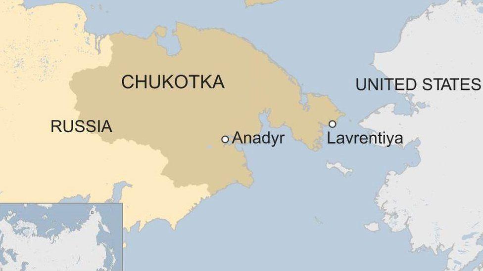 American Lone Sailor Held In Far East Russia Near Alaska