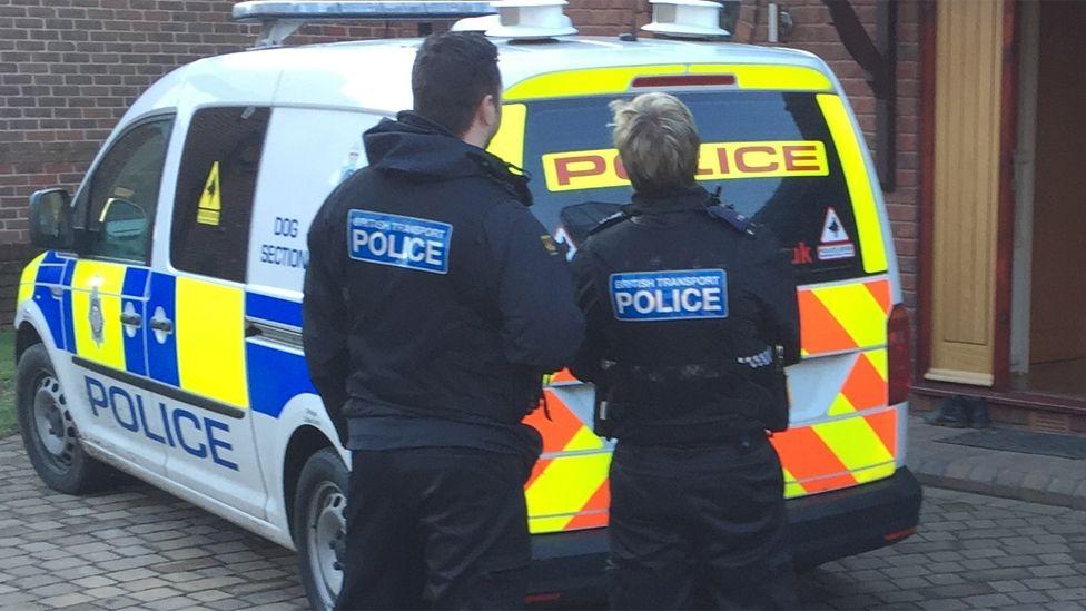 British Transport Police in Doncaster