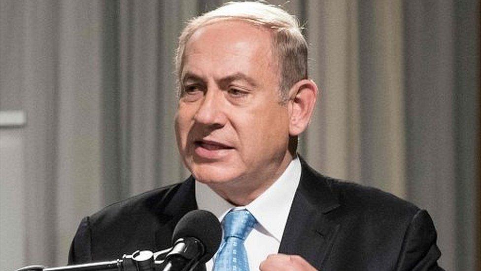 Benjamin Netanyahu (24/12/16)