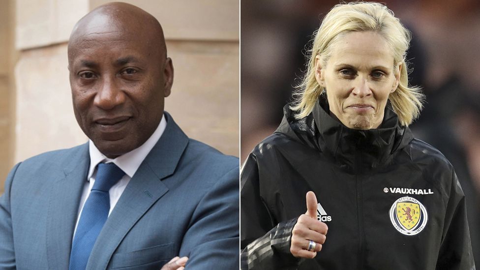 Chris Ramsey, Shelley Kerr