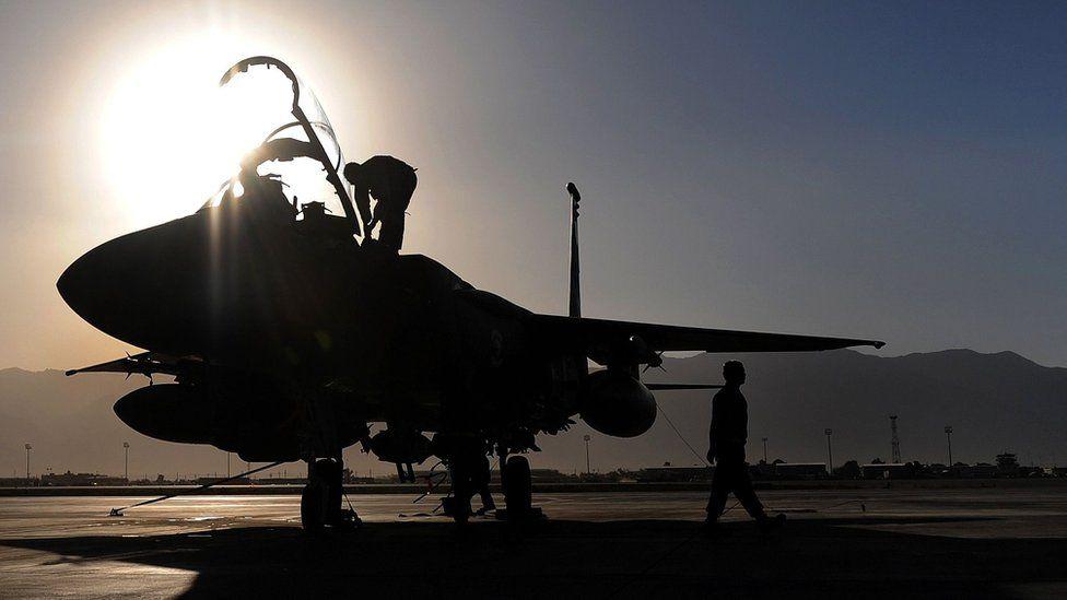 F15E Strike Eagle (file photo)