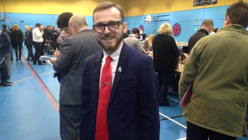 Jack Sargeant at the Alyn and Deeside by-election