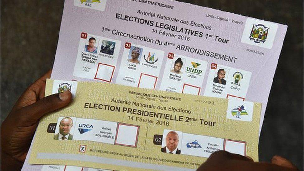 La présidentielle fixée au 27 décembre en Centrafrique