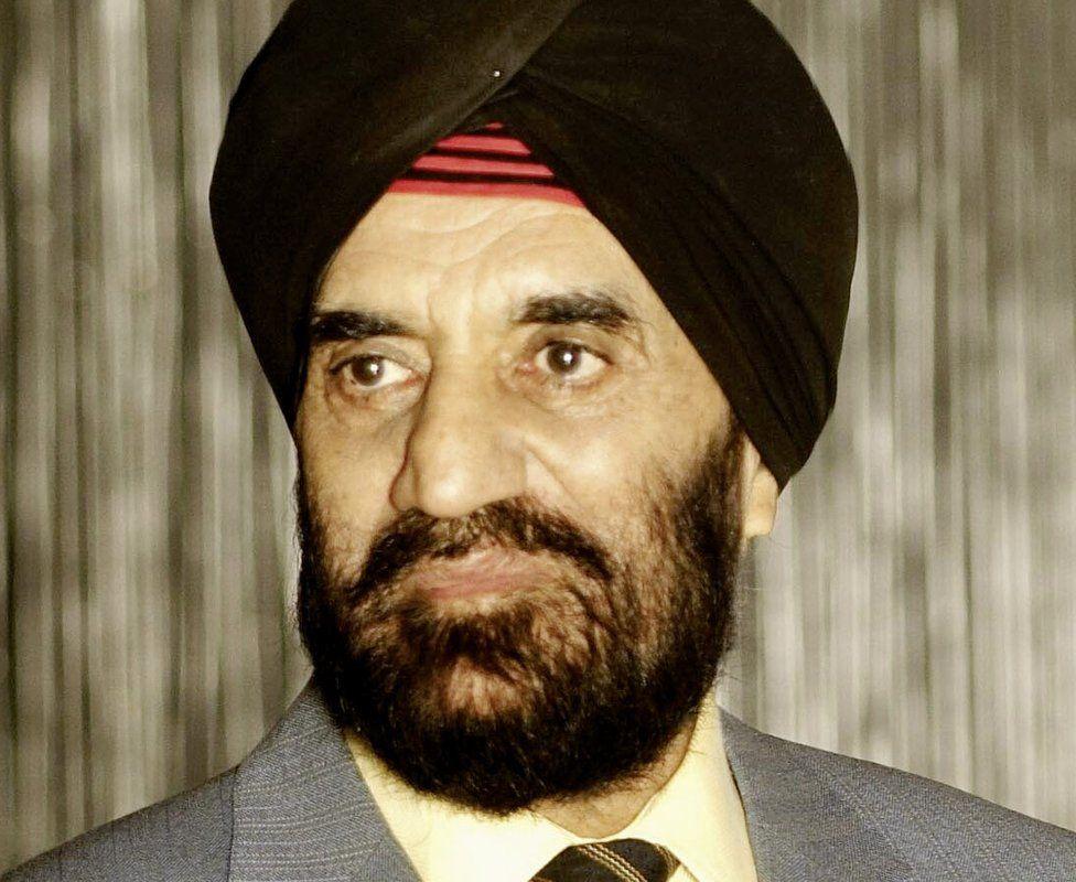 Kartar Lalvani founded Vitabiotics in 1971