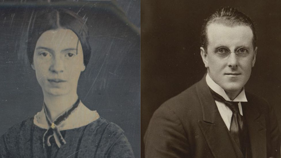 Emily Dickinson ac R Williams Parry
