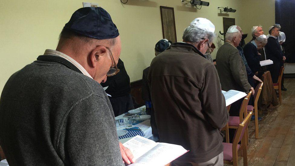 Shabbat in Targu Mures