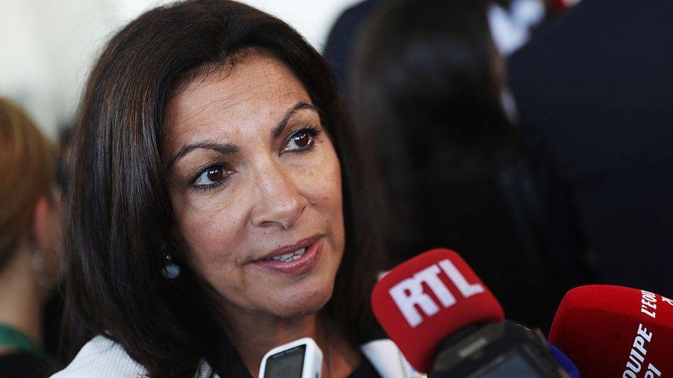Mayor of Paris, Anne Hidalgo