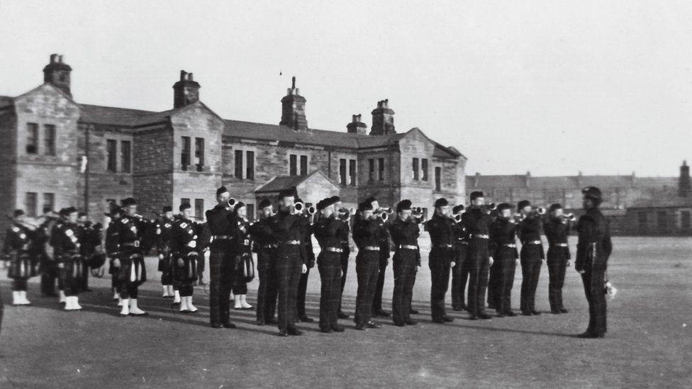 Glasgow Maryhill Barracks