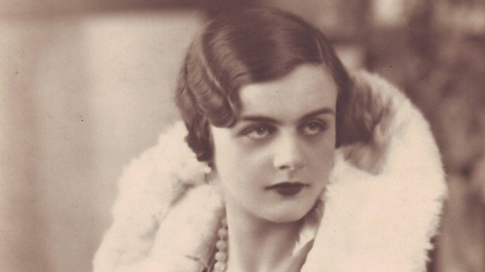 Clare Hollingworth in 1932