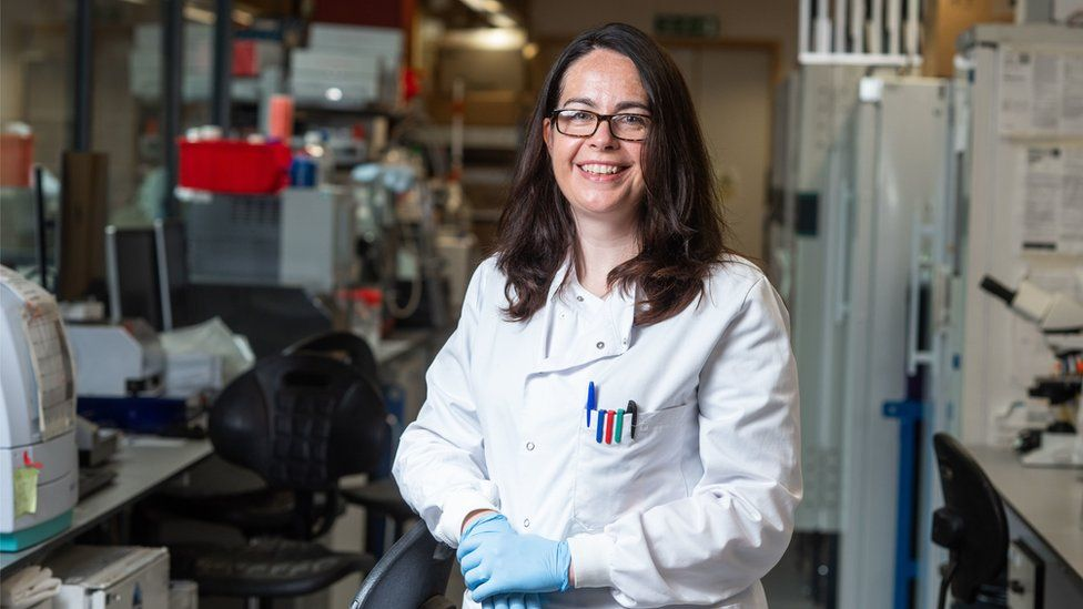 Teresa Lambe, Prof Gilbert's colleague at the Jenner Institute, is working on the new COVID-19 vaccine
