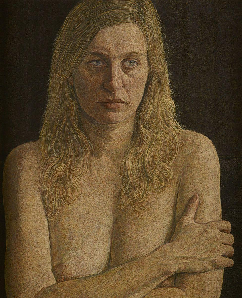 Antony Williams's portrait