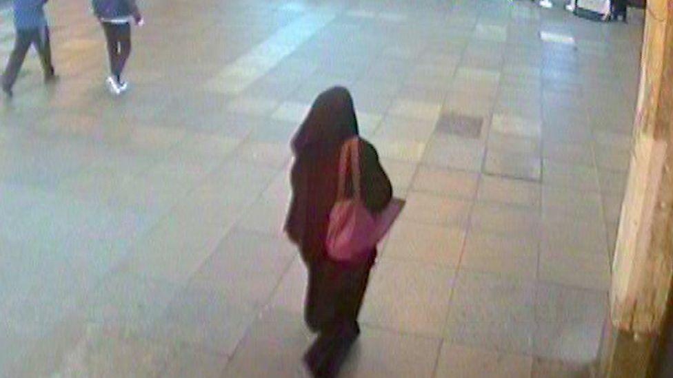 Shaikh at Uxbridge Underground station