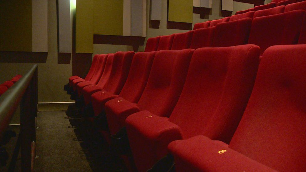 The cinema is taking a number of dementia-friendly measures