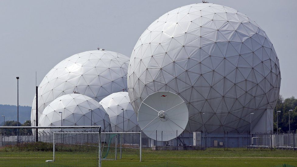 BND listening post, Bad Aibling, Germany