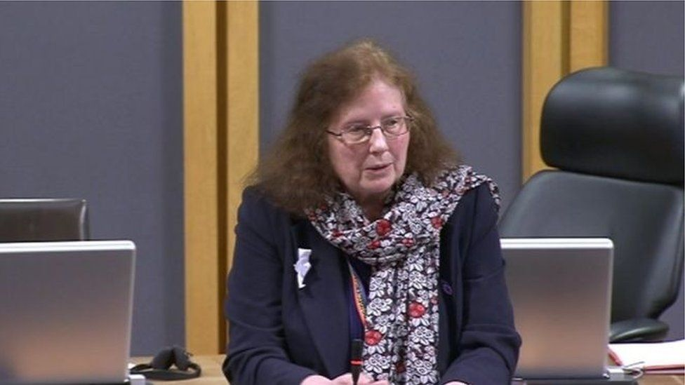 Julie Morgan MS