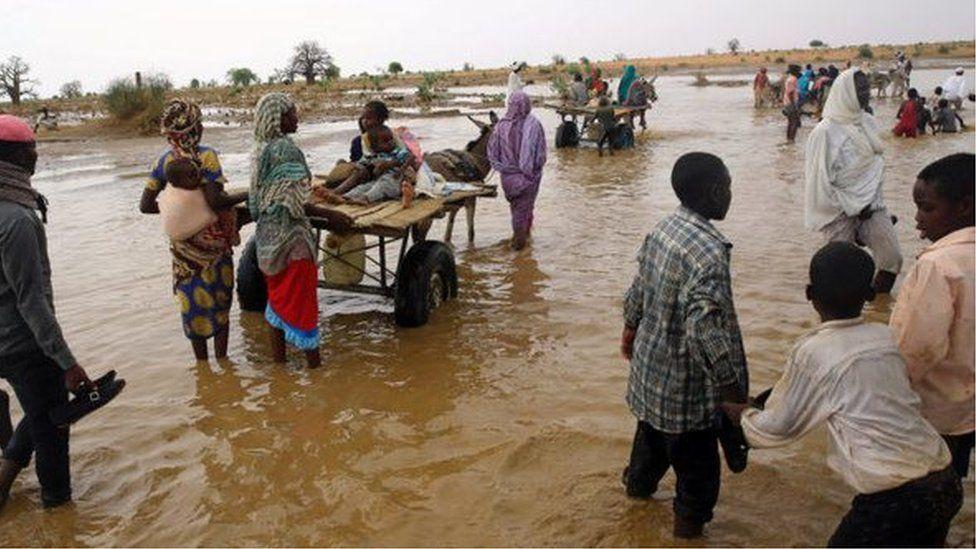 Les inondations font des dizaines de morts au Soudan