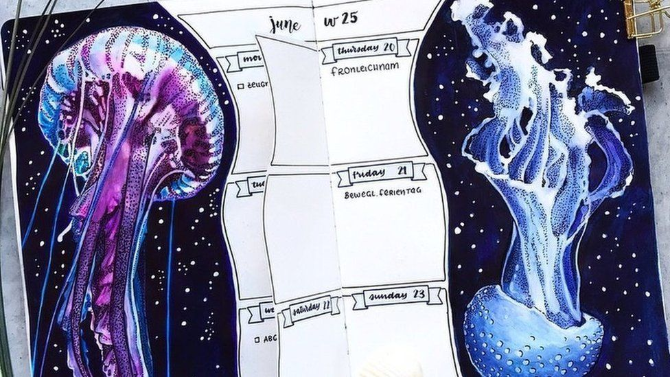 """""""Bullet Journal"""", el ingenioso cuaderno de notas para organizar tus finanzas (y con el que puedes ganar dinero si eres creativo)"""