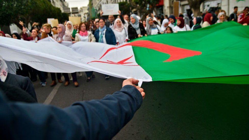 Les manifestations en Algérie ne s'essoufflent pas