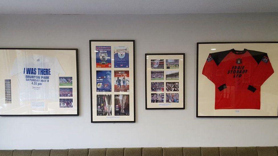 Carlisle United archives
