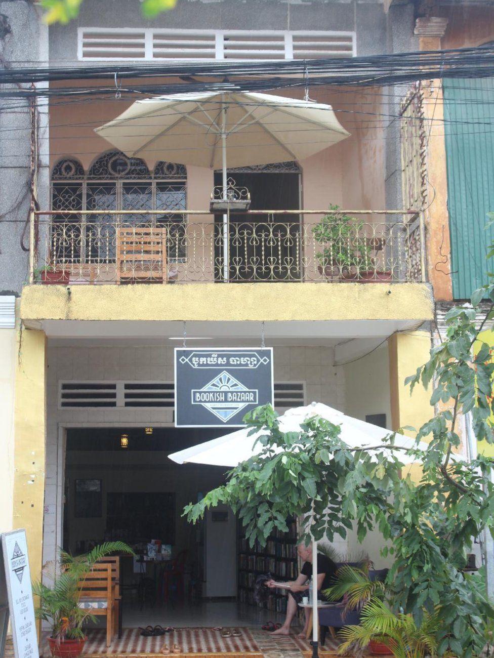 貢布旅遊點的酒店