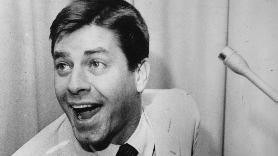American comedian Jerry Lewis, who has died aged 91