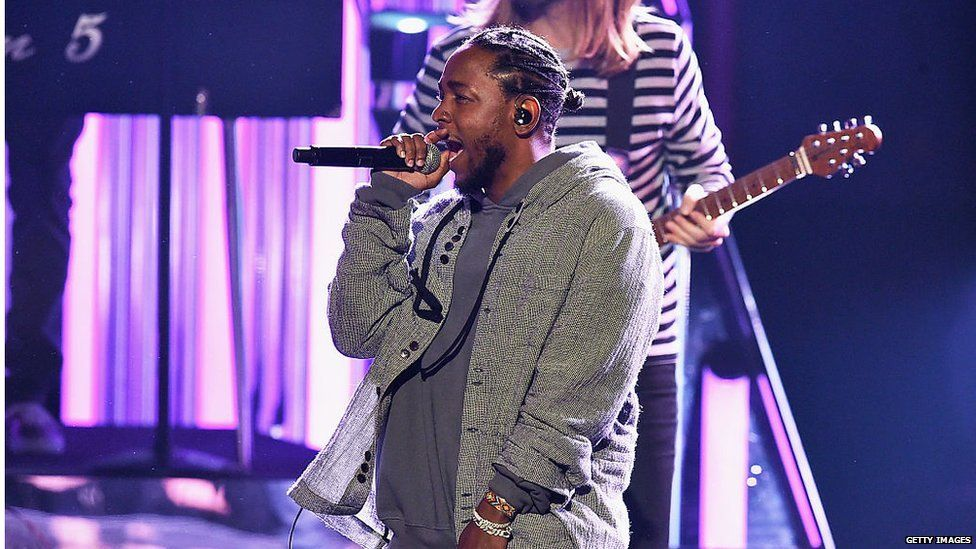 Kendrick Lamar rapped about his depression