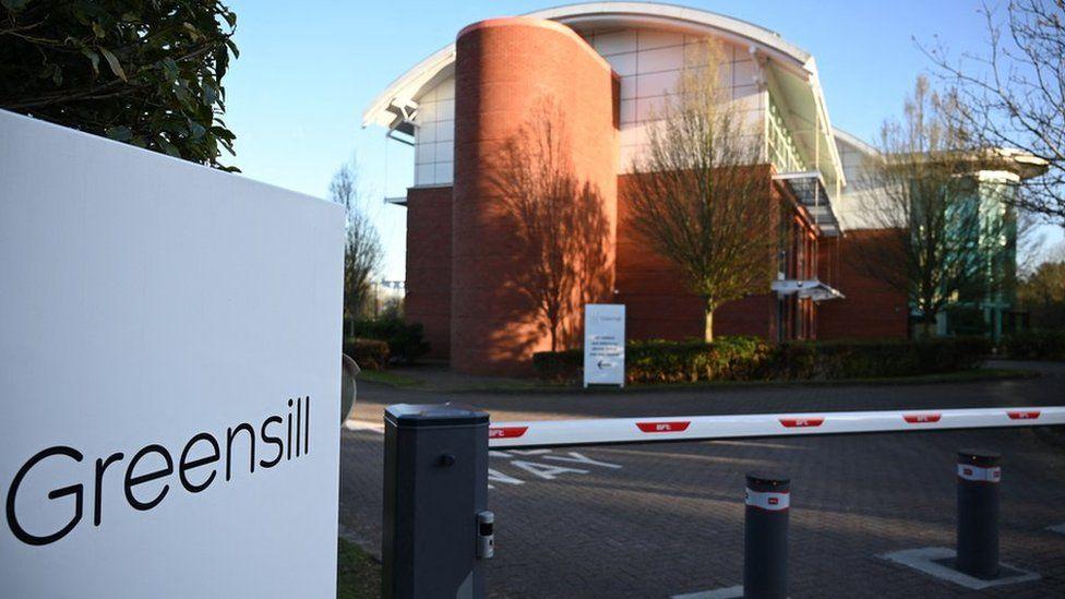 Greensill HQ, Warrington