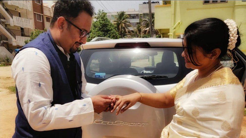 Sukanya and Shanthu