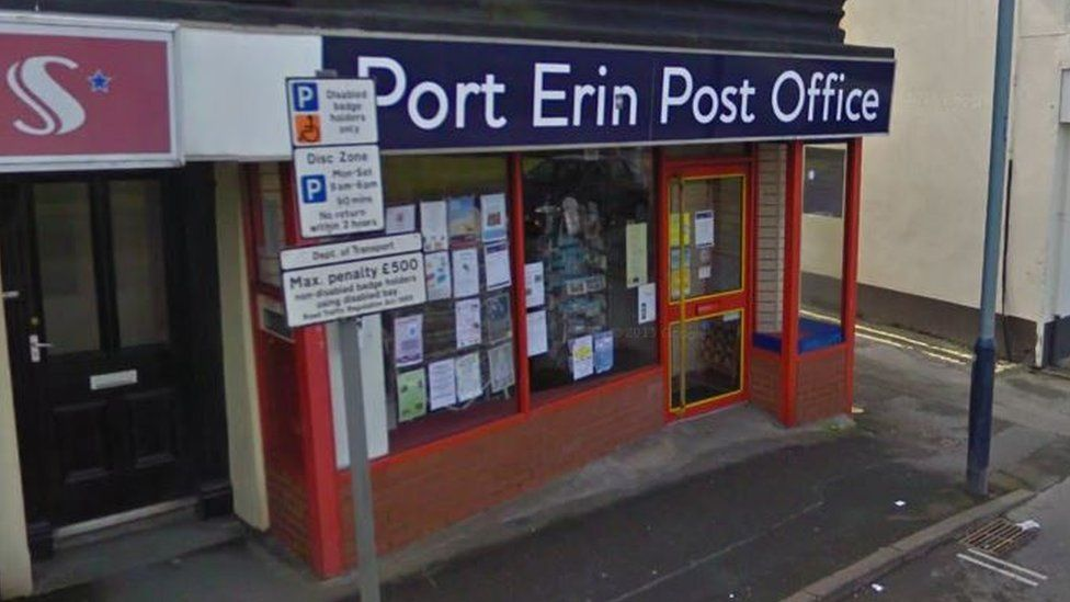 Port Erin Post Office