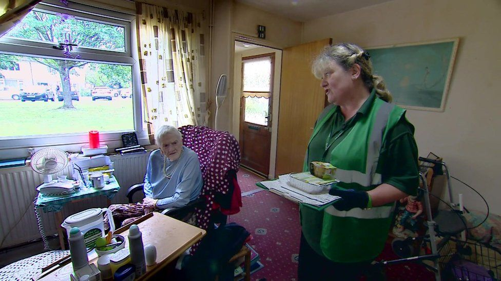 Stop cuts to adult social care, petition urges