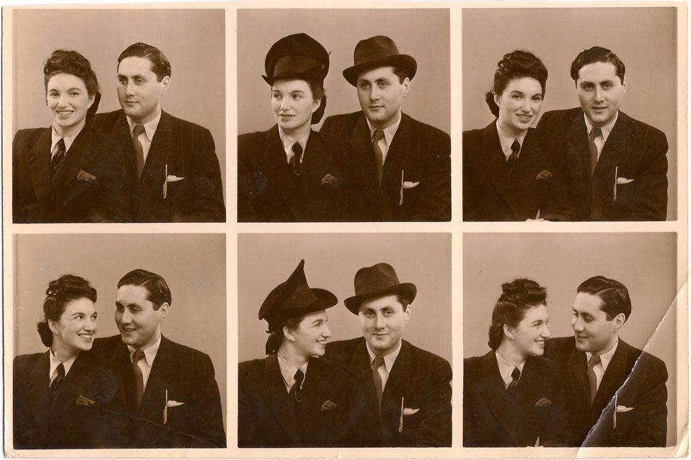Fanny and Raphael Bodin